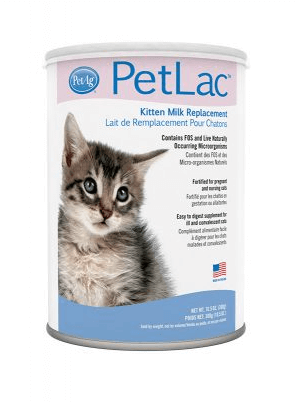 Petlac Kitten Milk Replacement Powder 10 5 Oz Crittermeds